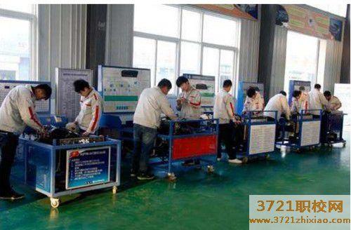 济南有新能源汽车专业的学校